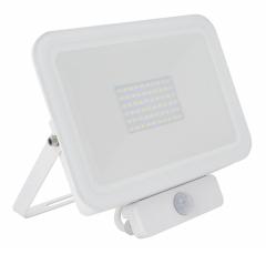 Projecteur LED Extra-Plat PIR 50W