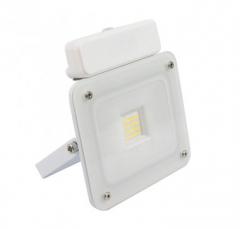 Projecteur LED Extra-Plat PIR 10W