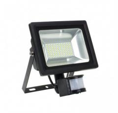 Projecteur LED SMD avec Détecteur 30W 120lm/W