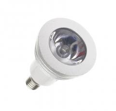 Ampoule LED E14 RGB 3W