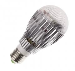 Ampoule LED E27 RGB 9W