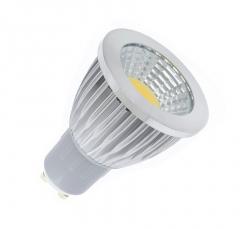 Ampoule LED GU10 COB 90º 5W
