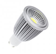 Ampoule LED GU10 COB 90º 7W