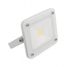 Projecteur LED Extra-Plat 10W Blanc