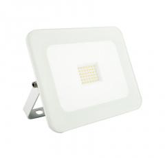 Projecteur LED Extra-Plat 30W Blanc