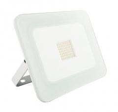 Projecteur LED Extra-Plat 50W Blanc