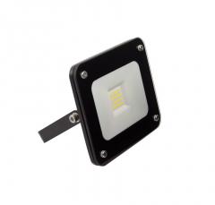 Projecteur LED Extra-Plat 10W Noir