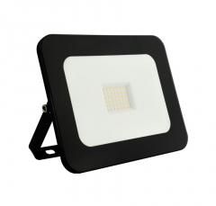 Projecteur LED Extra-Plat 30W Noir