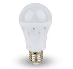 Ampoule E27/B22 base plastique [5W]