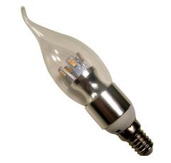 Ampoule flamme E14 [5W] -Tail WW