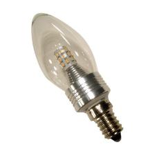 Ampoule flamme E14 [4W]WW