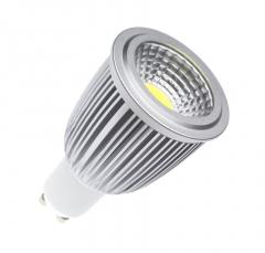 Ampoule LED GU10 Dimmable COB 90º 7W