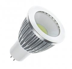 Ampoule LED GU5.3 COB 220V AC 90º 3W