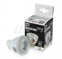 Ampoule LED MR11 Ceramic 12V 3W