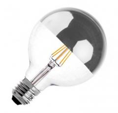 Ampoule LED E27 Dimmable Filament G125 6W