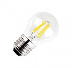 Ampoule LED E27 Dimmable Filament G45 3W