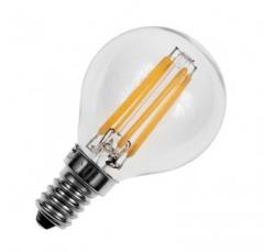 Ampoule LED E14 3W G45 Dimmable Filament Sphère